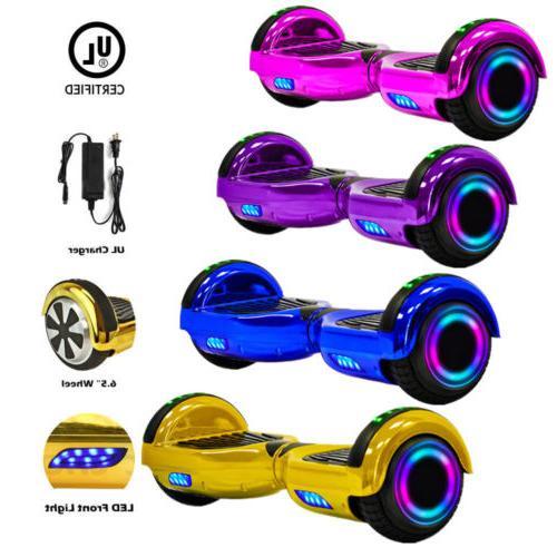 ul2722 6 5 wheel electric motorized scooter