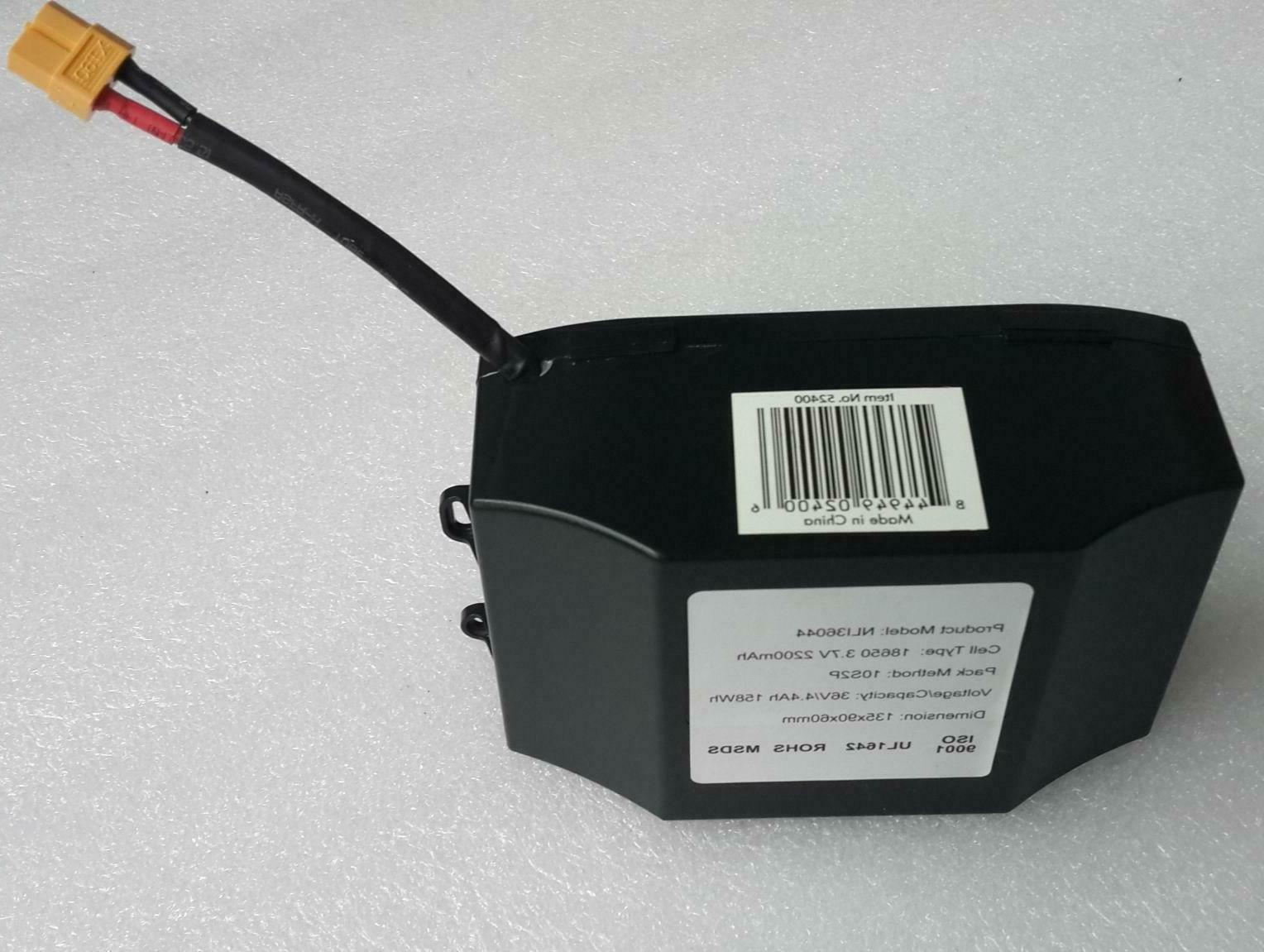 us 36v 4 4ah lithium ion battery