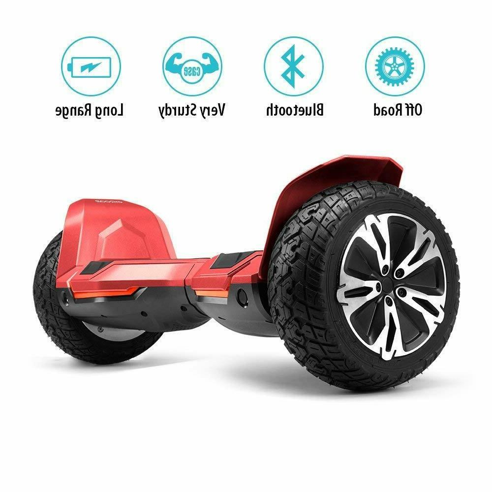 """Scooter 8.5"""" Self Balancing Scooter 3"""