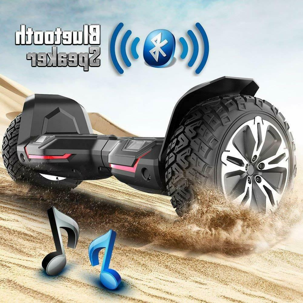 """Gyroor Warrior Hoverboard Scooter 8.5"""" Self Scooter 3"""