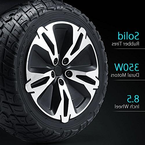 Gyroor inch All Off Road Hoverboard Bluetooth and Certified Self Scooter 2018