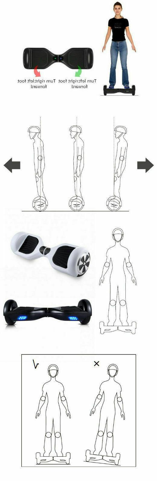 White Scooter Wheels Self