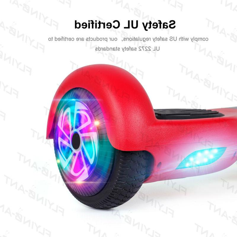 Xtremepowerus Hoverboard Self With
