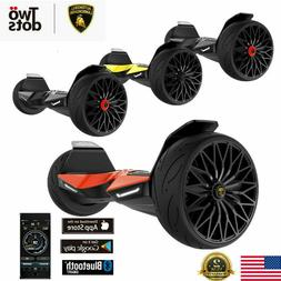 lamborghini hooverboard bluetooth app enabled electric scoot