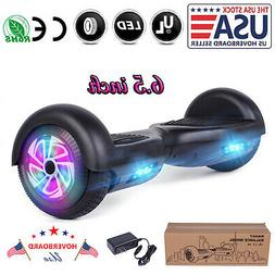 LED Two Wheels Hoverboard Electric Self Balancing Scooter Bo