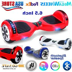 MEGAWHEELS LQ1 6.5'' 500W Electric Scooter Hoverboard Self B