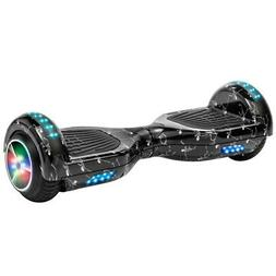 New 6.5 Hoover boards Chrome Hoverboard Electric Self Balanc