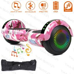 New Bluetooth Hoverboard Self Balancing Scooter for Kids 6.5