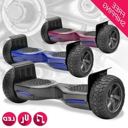 New Off Road Electric Hoverboard Scooter Hover board built i
