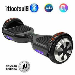 """NHT 6.5"""" Hoverboard Electric Self Balancing LED Scooter UL22"""