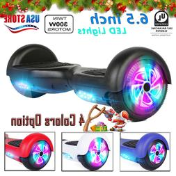 """nht 6.7"""" LED Power board Hoverboards Electric Self Balancing"""