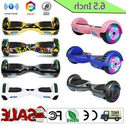 Off Road Bluetooth Hoverboard Self Balance Electric LED Scoo