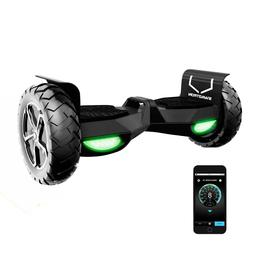 Swagtron T6 Off-Road Electric Scooter Bluetooth Hoverboard S