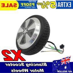"""Pair DIY Motor For 6.5"""" Smart Self Balancing Wheels Electric"""