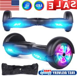 Power Board Hoverboards 6.5 Inch Two Wheel Smart Electric Sc
