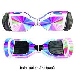 Protective Vinyl Hover Board Skins Decals for Two Wheels Sco