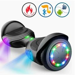 Tomoloo Q2-C Fire Kylin Hover UL2272 Certified Bluetooth Spe