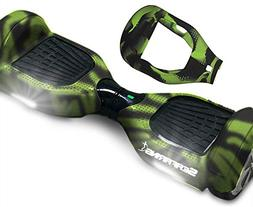 """Self Balancing 2 Wheel Scooter Skin Case Wrap Cover for 6.5"""""""