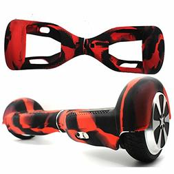 6.5inch Self Balancing Hover board Silicone Case Cover for 6