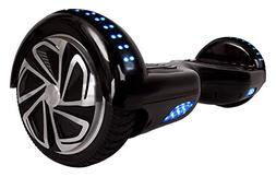 WorryFree Gadgets Self-Balancing Hoverboard w/Bluetooth Spea
