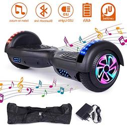 Felimoda 6.5 Inch Self Balancing Hoverboards Scooter Two Whe