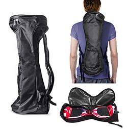 GameXcel Self-Balancing Scooter Carrying Backpack Bag for 6.
