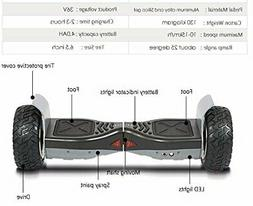 EPIKGO Self Balancing Scooter Hover Self-Balance Board - UL2