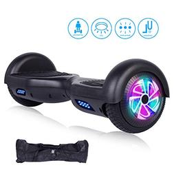 "jolege Self Balancing Scooters for Kids 6.5"" Hoverboard Elec"