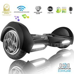 "XPRIT 8"" Self-Balancing Hoverboard Outdoor and Street Type w"