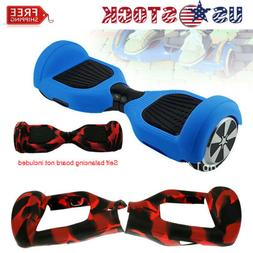 """Silicone Case Cover for 6.5"""" 2 Wheels Smart Self Balancing S"""