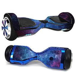 MightySkins Skin for Hover-1 Ultra Hoverboard Scooter - Nebu