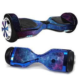 MightySkins Skin for Hover-1 Ultra Hoverboard Scooter - Nebu