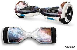 Skin Decal Wrap for Hover Board Self Balancing Scooter Swagw
