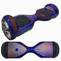 FidgetFidget Skin Hover Self-Balancing Two-Wheel Scooter Ska