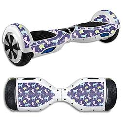 Mightyskins Skin for Self Balancing Mini Scooter Hover Board