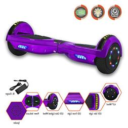 "SMART BALANCE 6.5"" HOVERBOARD WITH BLUETOOTH - UL 2272 - UN"
