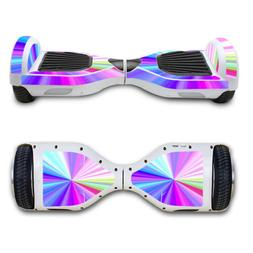 Xcivi Sticker for Hover Board-Skin for 6.5 inch Self-Balanci