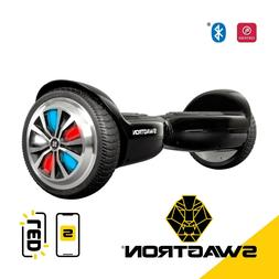 t500 black app enabled bluetooth hoverboad self