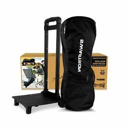 Swagtron T6 Roller Bag –Nylon Hoverboard Case with Wheels