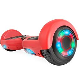 OTTO T6SE Self-Balancing Hoverboard w/Bluetooth Speaker, UL2