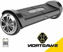 Swagtron T8 Hoverboard Self-Balancing Scooter Lithium-Free B