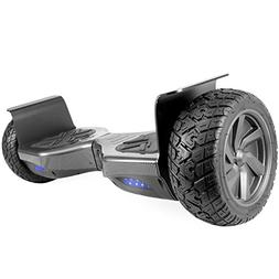 OuchTek All-Terrain 8.0 inch Hoverboard w/Built in Bluetooth
