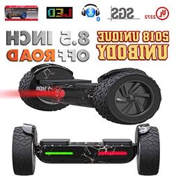 """EVERGROW All Terrain Off Road 8.5"""" Hoverboard with Bluetooth"""