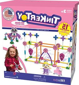 Tinkertoy Pink Set,No 56508,  Knex Limited Partnership Group