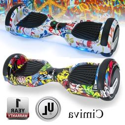 CIMIVA UL 2272 Certified Two-Wheel Self Balancing Electric S