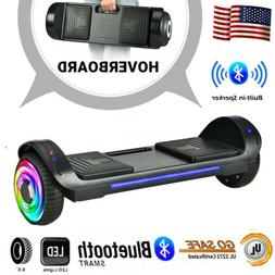 "UL 6.5"" Bluetooth Self Balancing Electric Scooter Smart Hove"