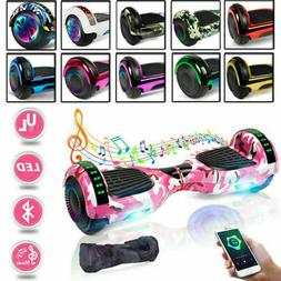 UL Bluetooth Hoverboard Hoverheart Skateboard Scooter All-Te