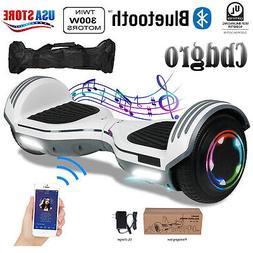 """UL2272 6.5"""" Bluetooth Hooverboard Side LED Hoverheart Self B"""