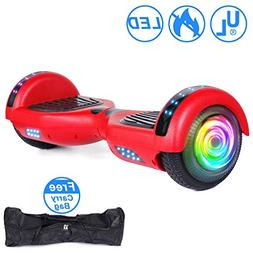 SISIGAD UL2272 Hoverboard, Self Balancing Scooter 6.5 Hoverb