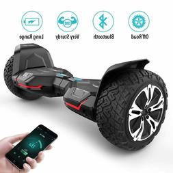 "Gyroor Warrior Hoverboard Electric Scooter 8.5"" Self Balanci"